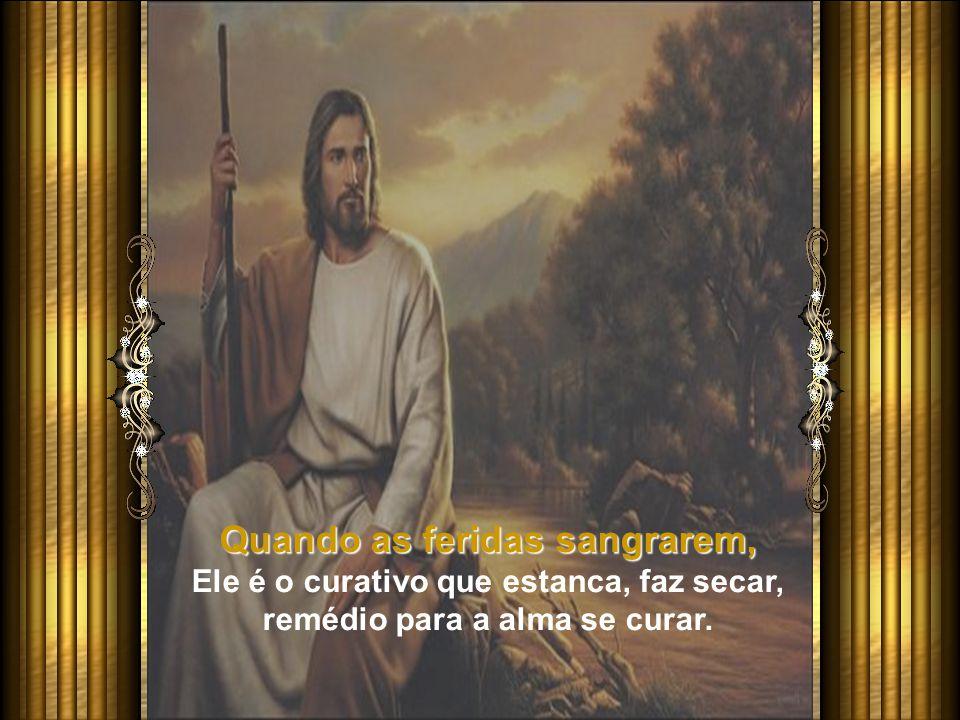 Quando o ódio atormenta, Ele é o perdão que liberta, não acorrenta. e pede, perdoa, tenta!
