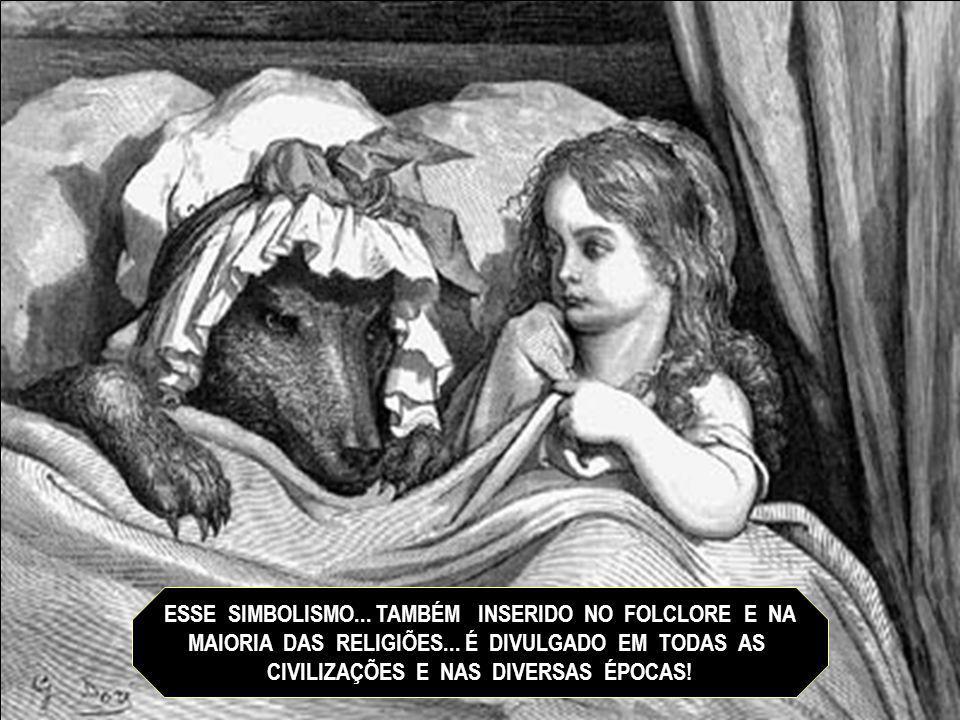 A ESTÓRIA SEMPRE MOSTRA A BUSCA DA REALIZAÇÃO PESSOAL..