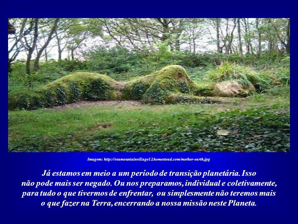 Imagem: http://osamountainvillage12.homestead.com/mother-earth.jpg Por isso, diante de um esforço tão grande por parte do Planeta, é urgente e inadiáv