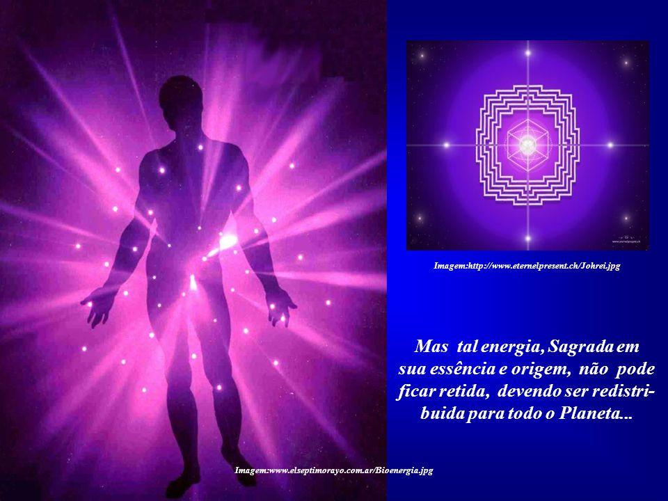 Cada ser humano deve tornar-se um receptáculo vivo e consciente e absorver tais forças de uma forma tão natural quanto o ar que respiramos. Imagem:htt