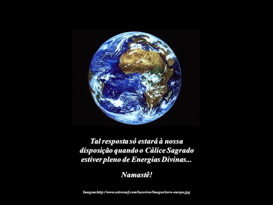 Imagem:http://www.astrosurf.com/luxorion/Images/terre-europe.jpg Restará, contudo, a pergunta mais importante: por que estamos aqui e qual a nossa mis