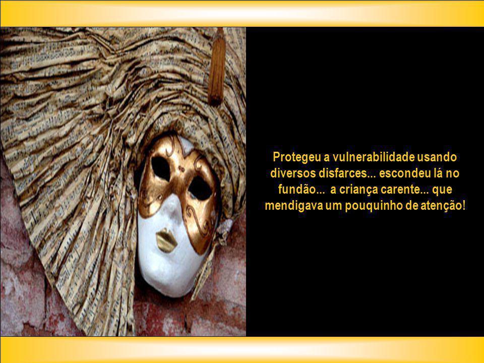 Protegeu a vulnerabilidade usando diversos disfarces...