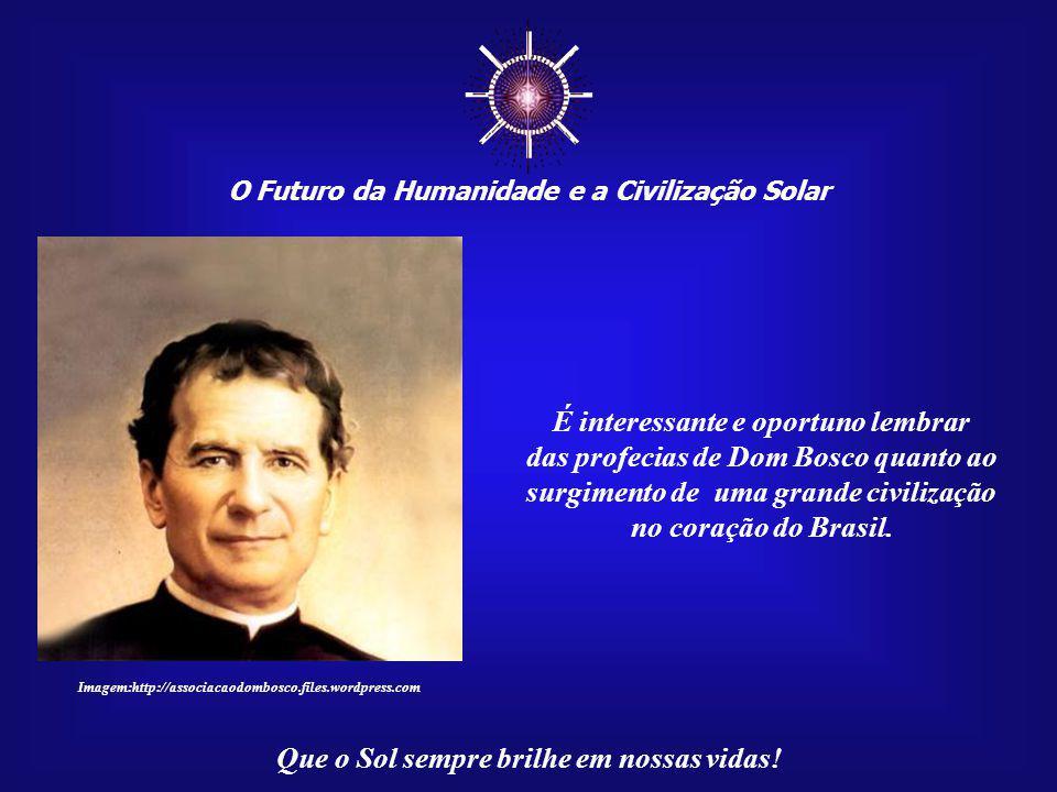 O Futuro da Humanidade e a Civilização Solar Que o Sol sempre brilhe em nossas vidas! Imagem: The Worldwatch Institute Lester Brown foi o fundador, em