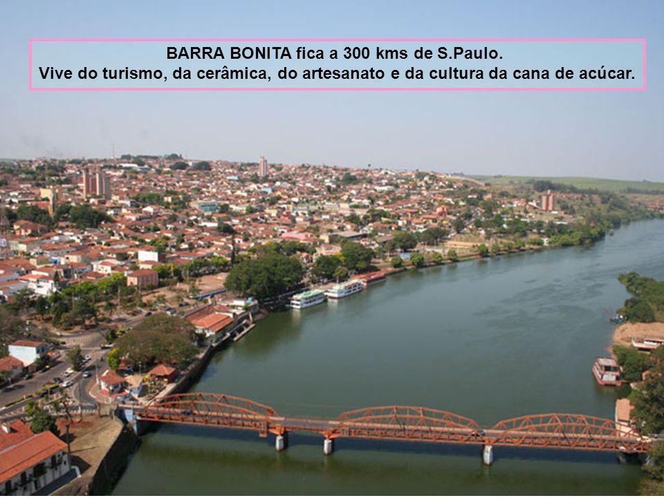 ESTÂNCIA TURÍSTICA DE BARRA BONITA - SP