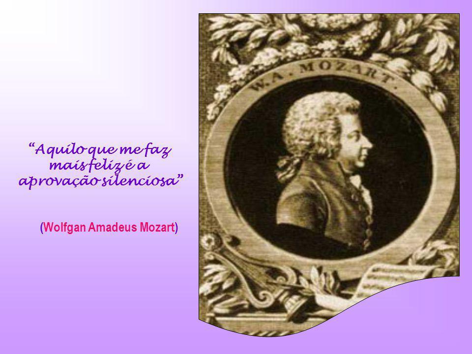 MOZART saboreou muito pouco do sucesso admirável da sua derradeira obra... Morreu aos 35 anos de idade... cerca de dois meses após a estréia da Flauta