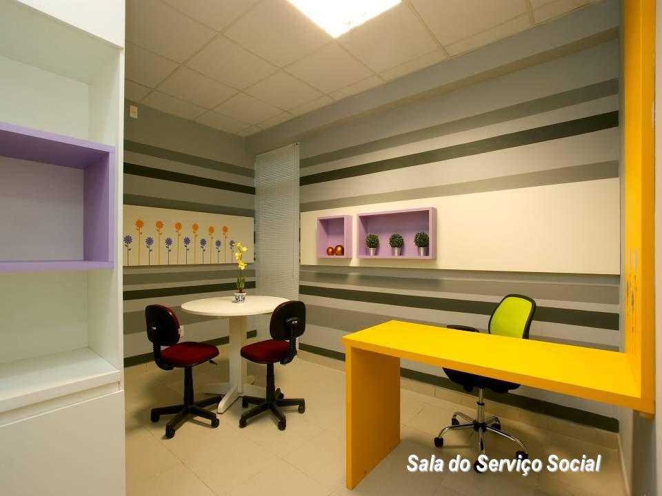Sala do Serviço Social