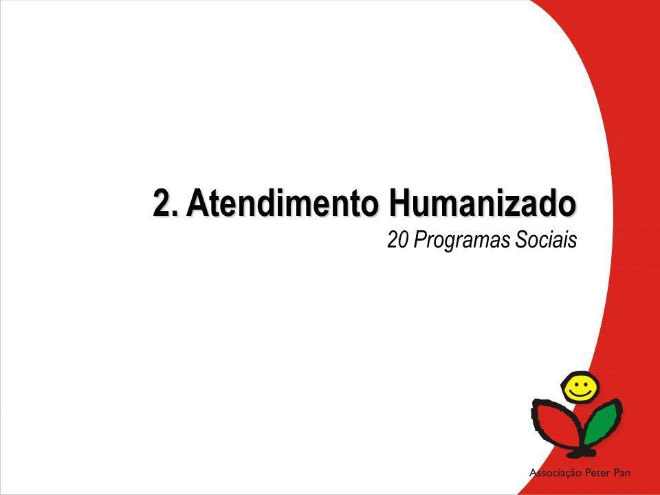 2. Atendimento Humanizado 20 Programas Sociais