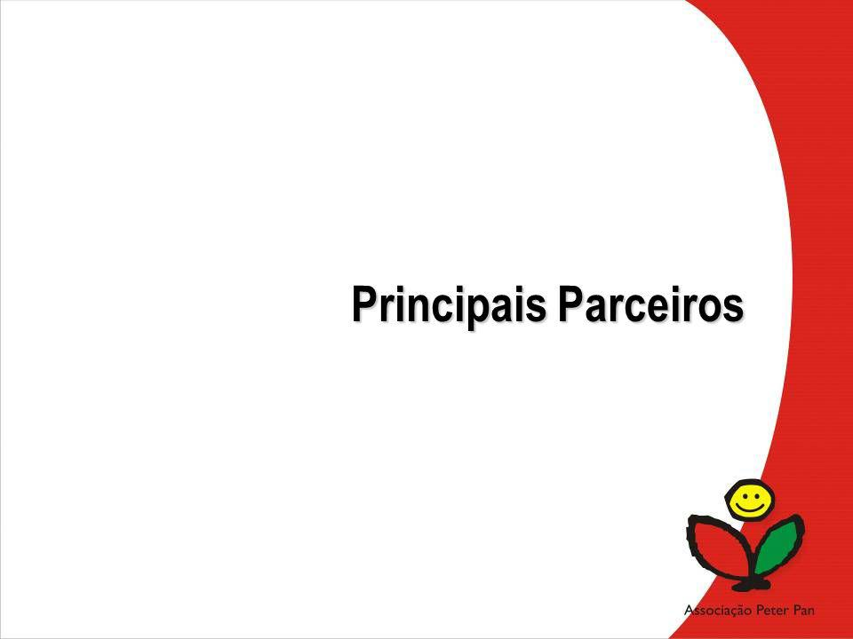 Principais Parceiros
