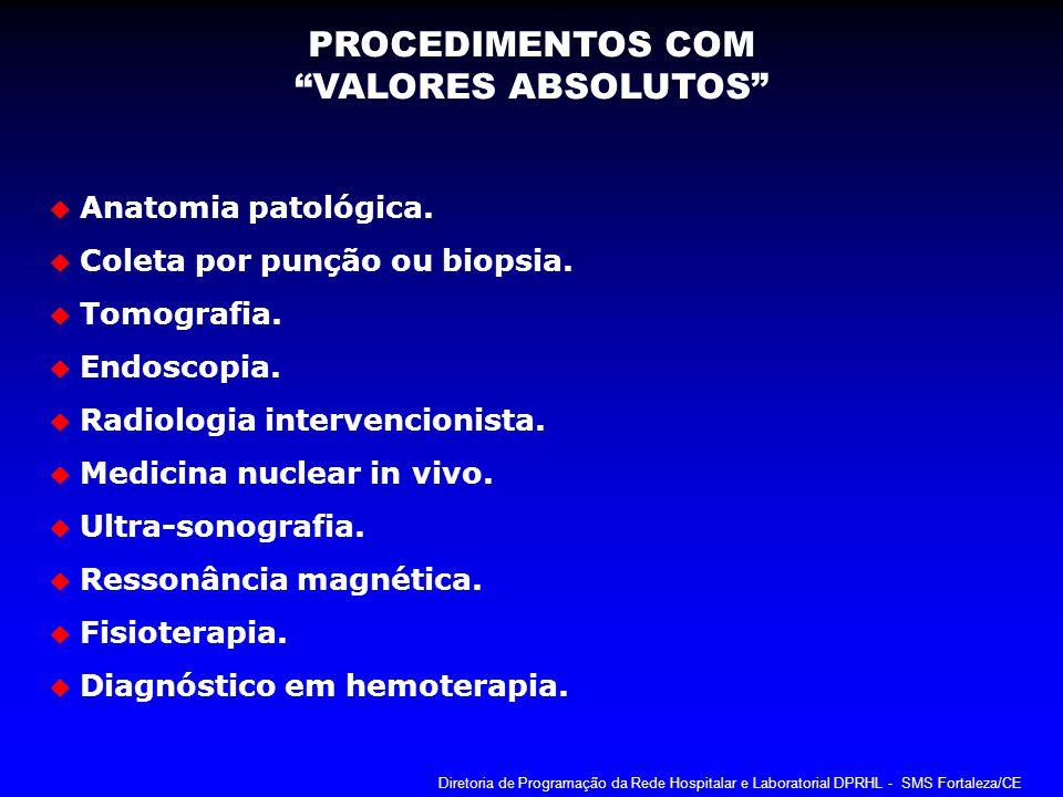 Anatomia patológica. Coleta por punção ou biopsia. Tomografia. Endoscopia. Radiologia intervencionista. Medicina nuclear in vivo. Ultra-sonografia. Re