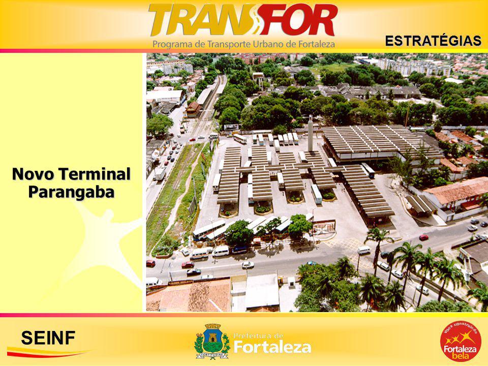 SEINF Novo Terminal Parangaba ESTRATÉGIAS
