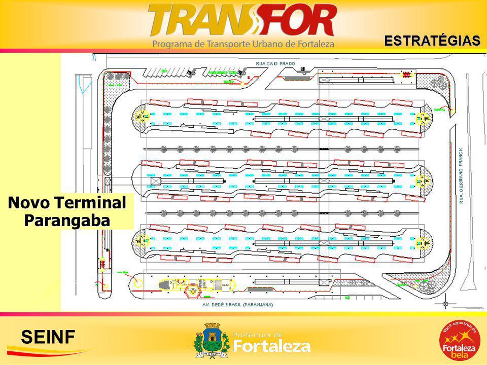 SEINF ESTRATÉGIAS Novo Terminal Parangaba