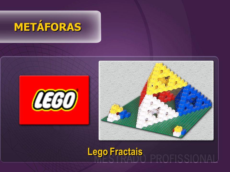 METÁFORAS Lego Fractais