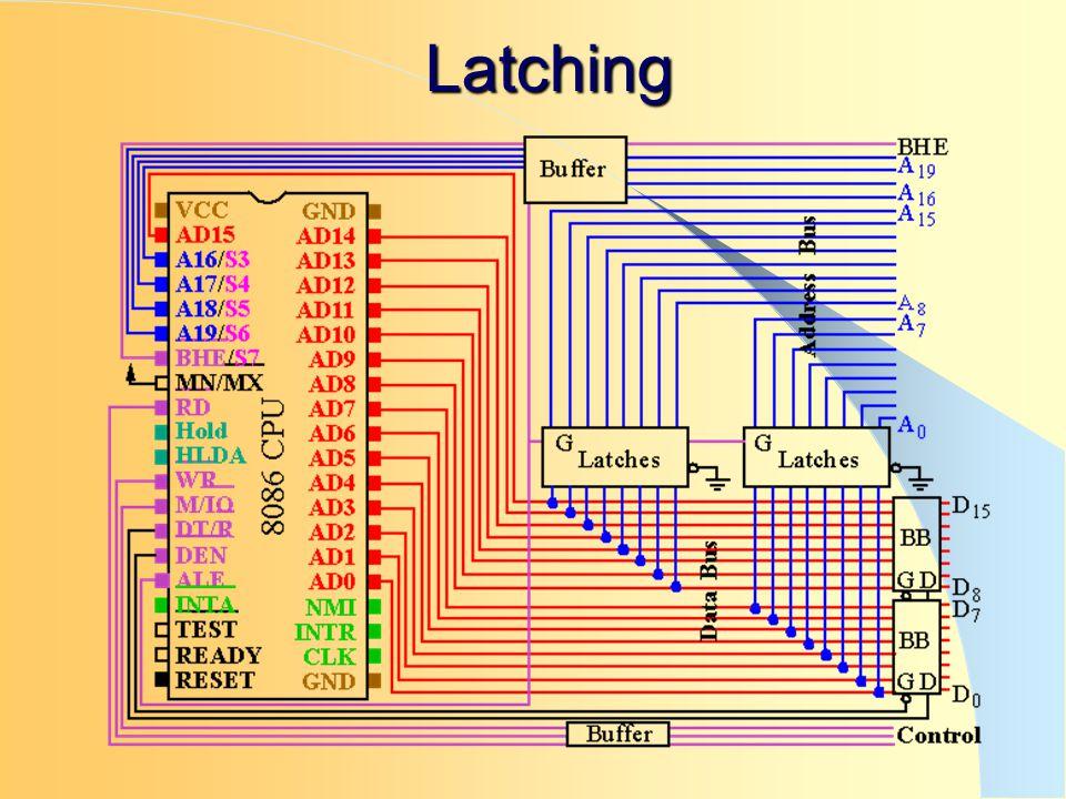 Latching