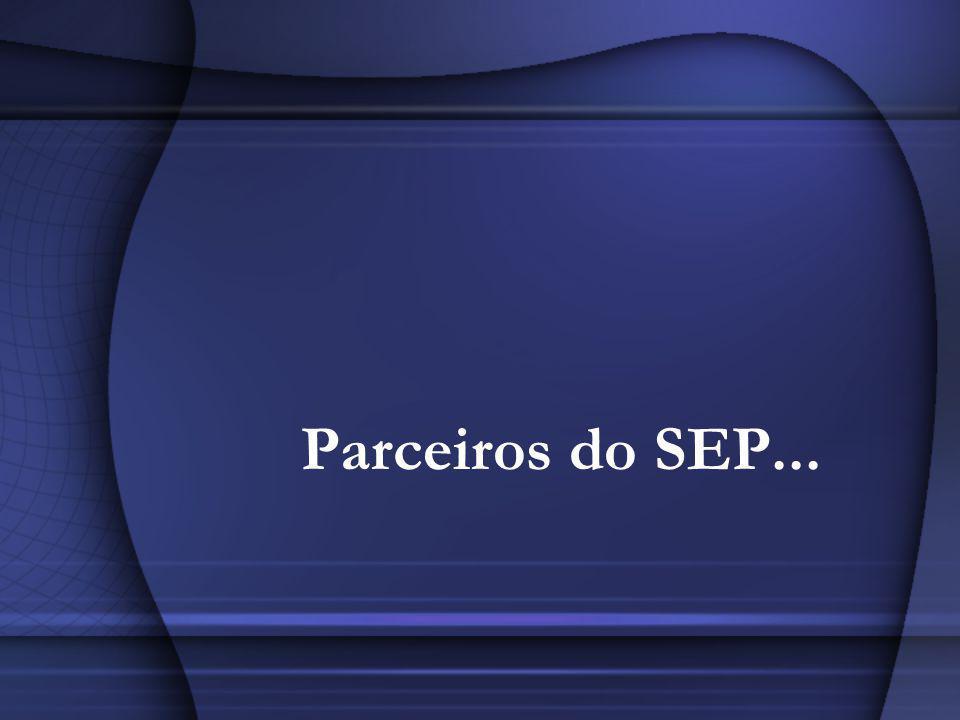 Parceiros do SEP...