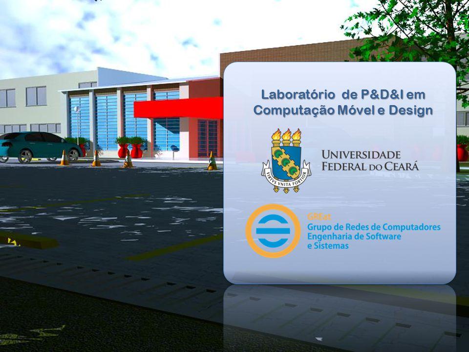 Laboratório de P&D&I em Computação Móvel e Design