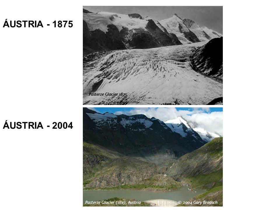 ÁUSTRIA - 1875 ÁUSTRIA - 2004