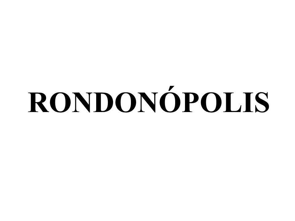 RONDONÓPOLIS