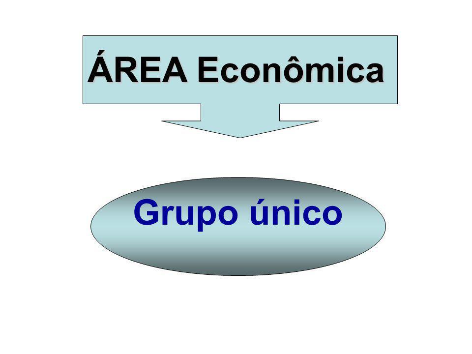 ÁREA Econômica Grupo único