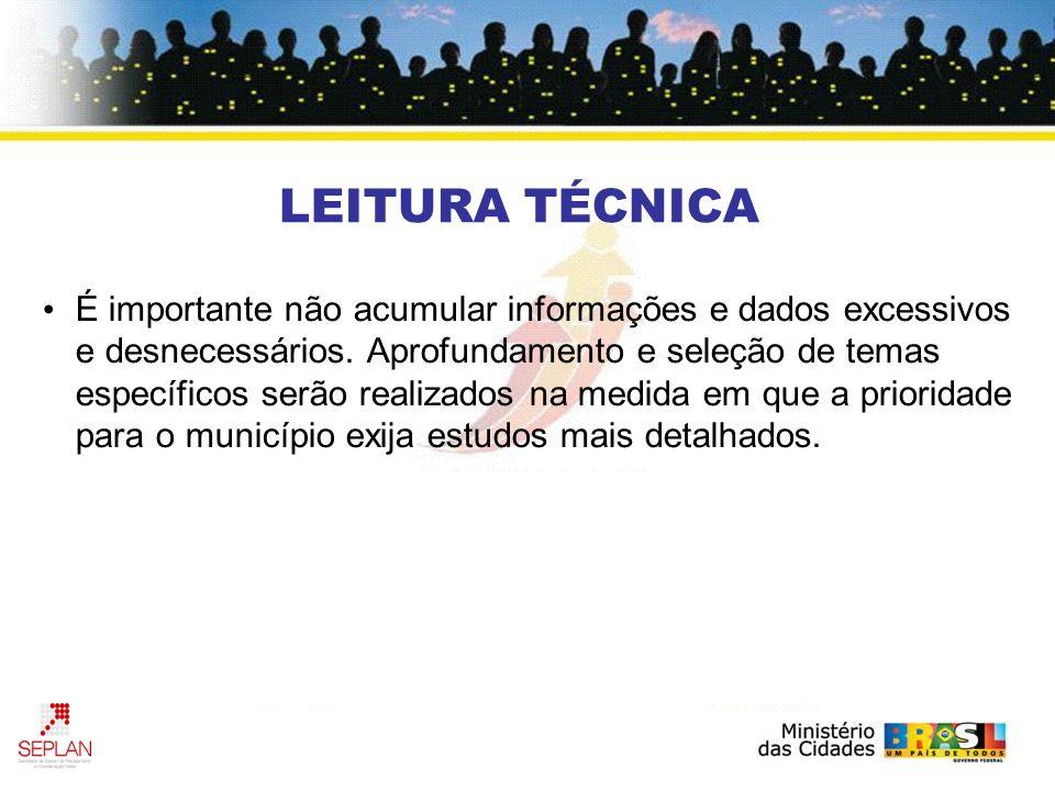É importante não acumular informações e dados excessivos e desnecessários.