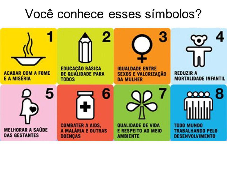 Você conhece esses símbolos?