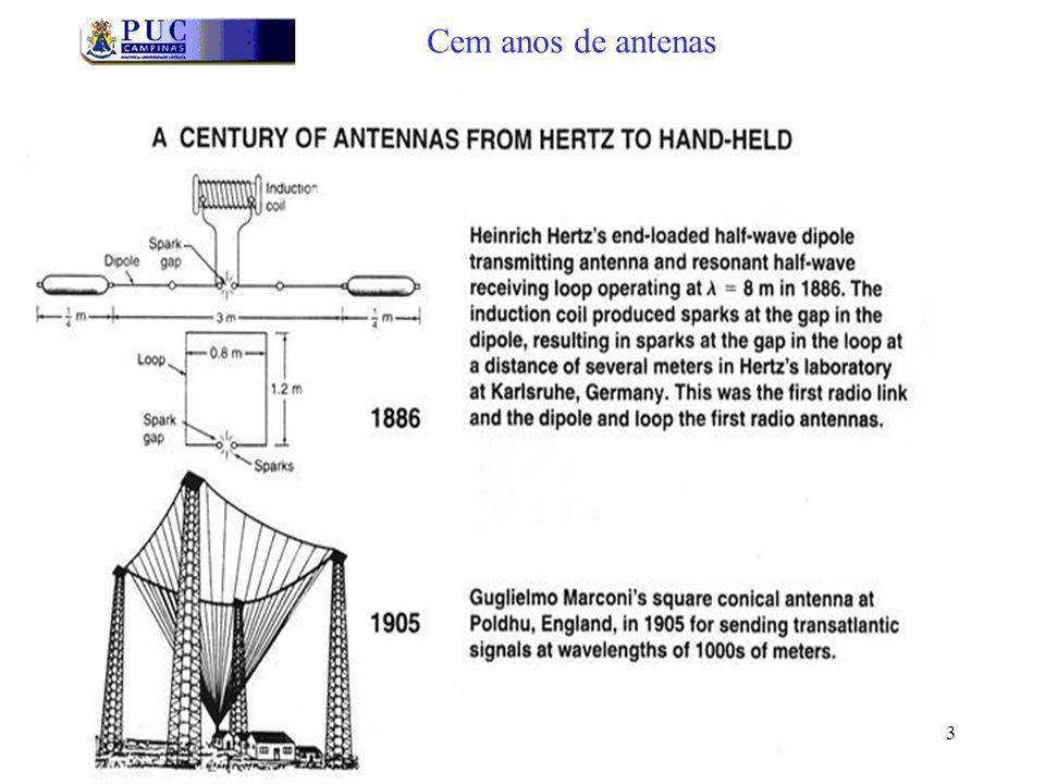 24 2.7 - Diretividade D e Ganho G Diretividade da área de feixe A