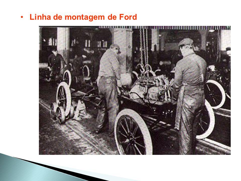 Modelo T de Henry Ford