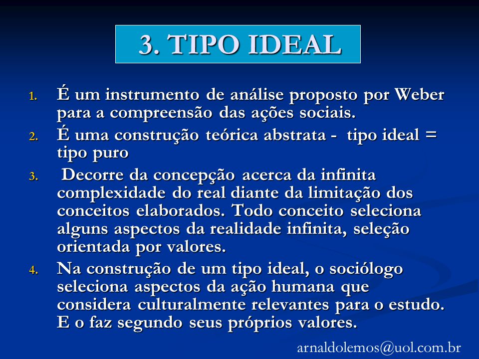 3.TIPO IDEAL 1.