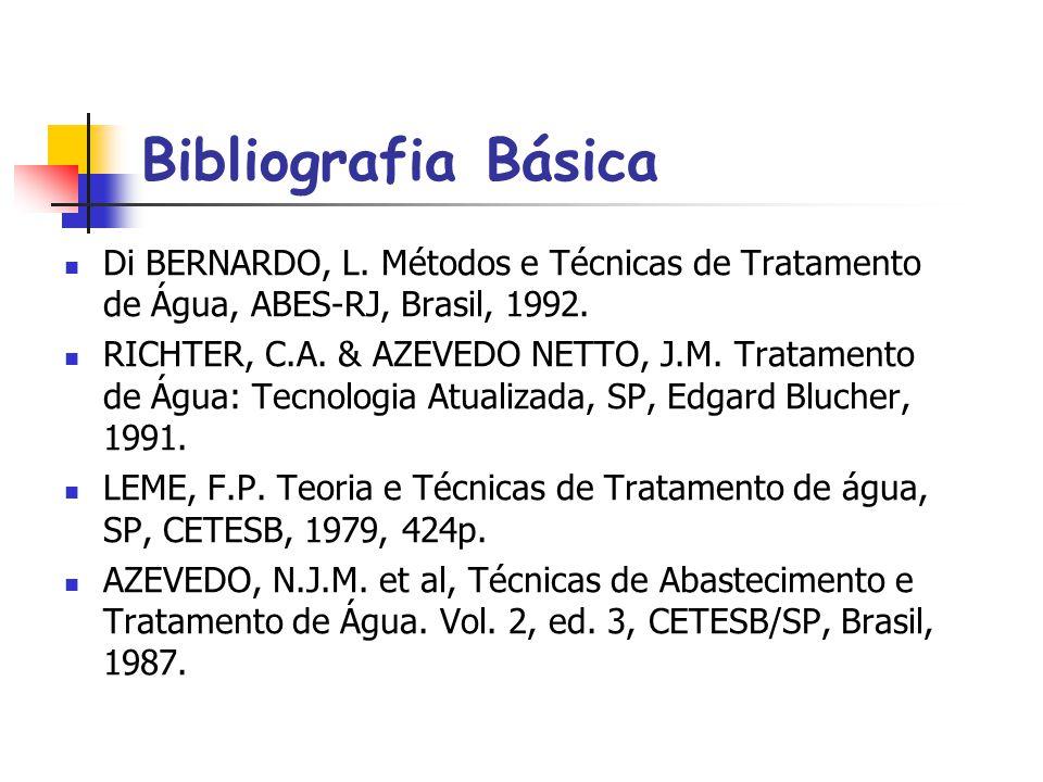 Bibliografia Básica Di BERNARDO, L.