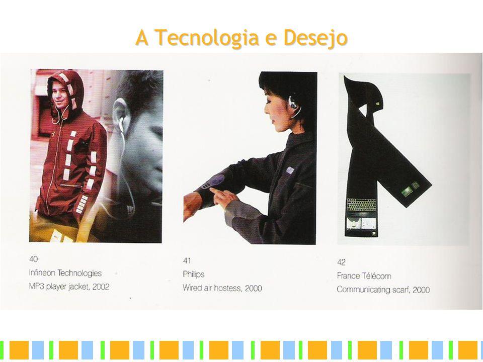 A Tecnologia e Desejo