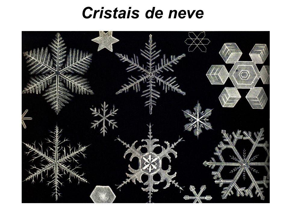 Cristais de neve