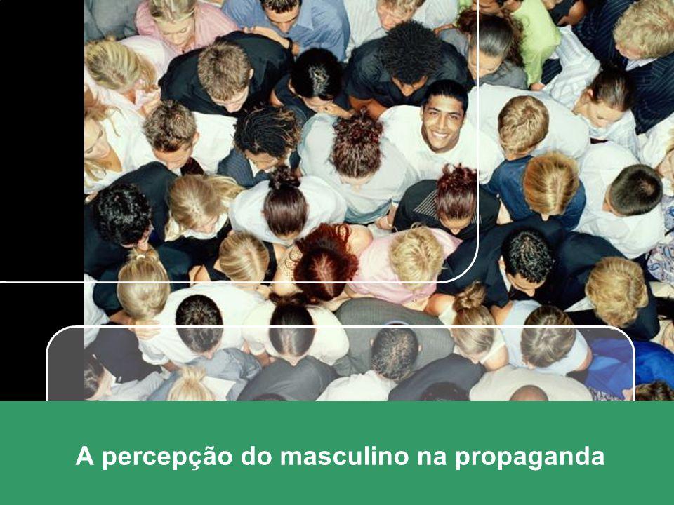 A percepção do masculino na propaganda