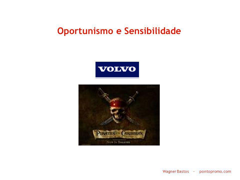 Oportunismo e Sensibilidade Wagner Bastos – pontopromo.com