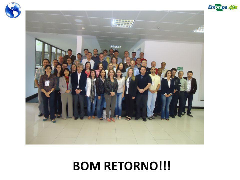 BOM RETORNO!!!