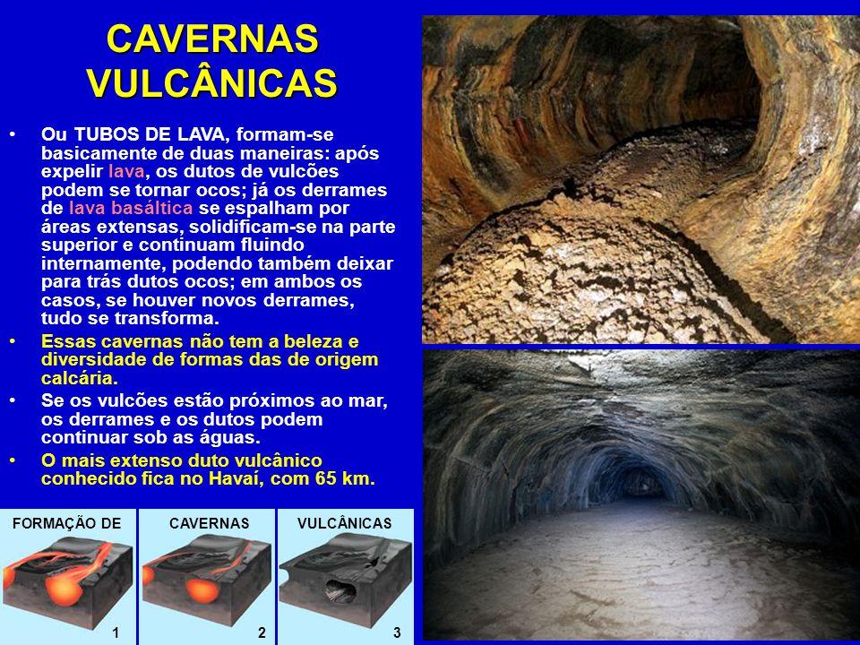 CAVERNAS CALCÁRIAS