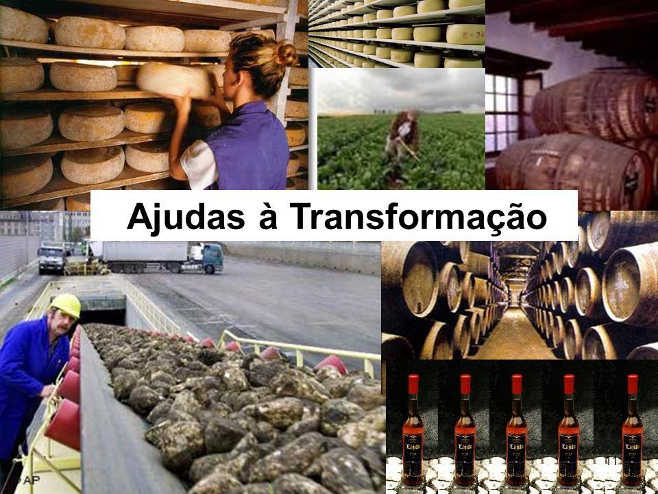 11 Ajudas à Transformação