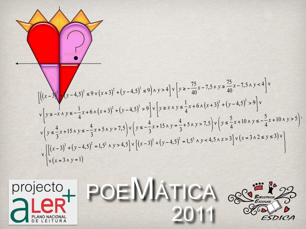 POE M ÁTICA 2011 POE M ÁTICA 2011