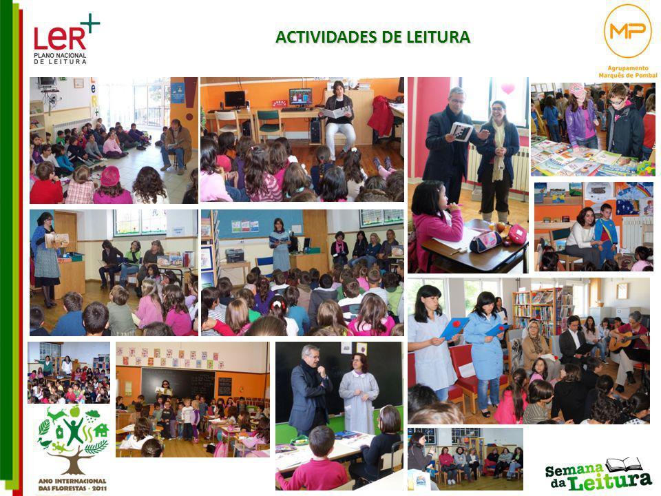 ACTIVIDADES DE LEITURA