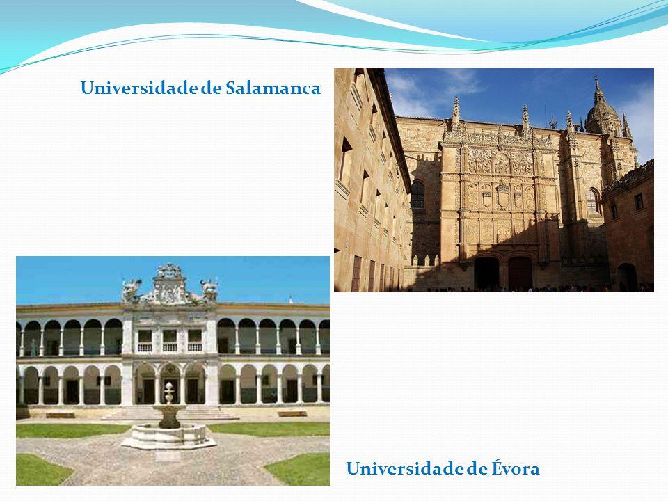 Universidade de Salamanca Universidade de Évora