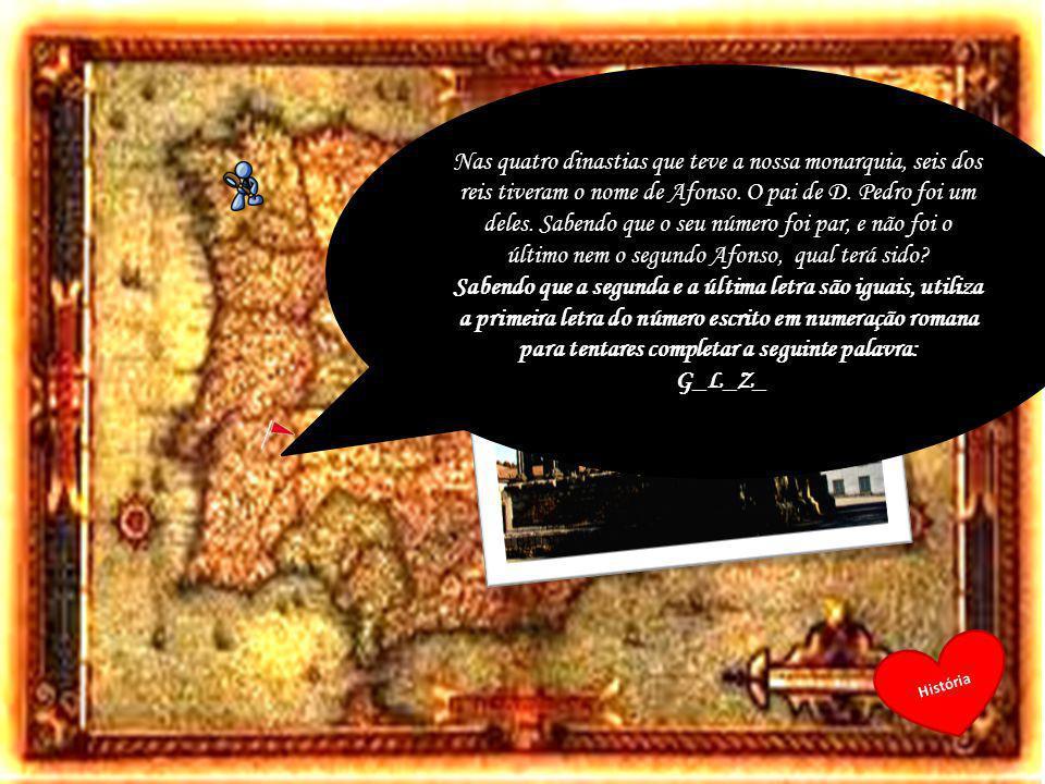 Nas quatro dinastias que teve a nossa monarquia, seis dos reis tiveram o nome de Afonso.