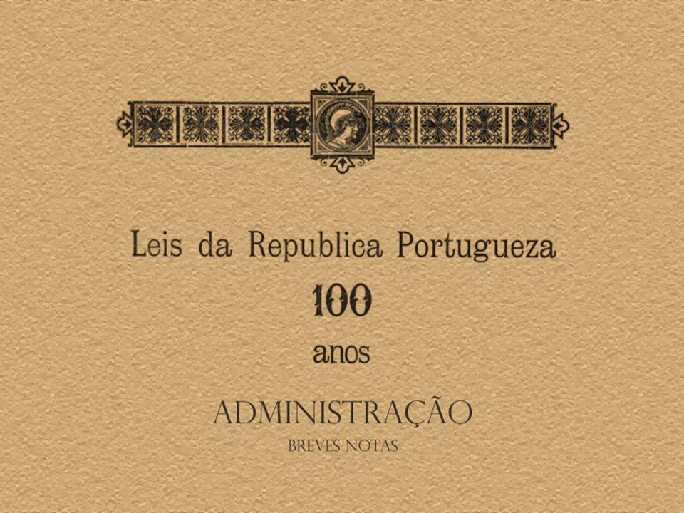 1869 … A designação da Direcção-geral de Administração Política e Civil, teve origem em Decreto de 16 de Outubro de 1869… (Ver n.º 2 do Decreto-Lei 320/73, de 28 Junho)Ver n.º 2 do Decreto-Lei 320/73, de 28 Junho 1910 …O Decreto de 8 de Outubro de 1910 alterou a designação de Ministério do Reino para Ministério do Interior… (DGARQ)DGARQ …O desenvolvimento da máquina administrativa e o grande volume dos assuntos a tratar levaram D.