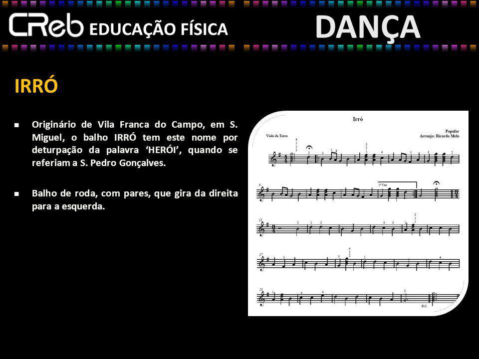 IRRÓ Originário de Vila Franca do Campo, em S.