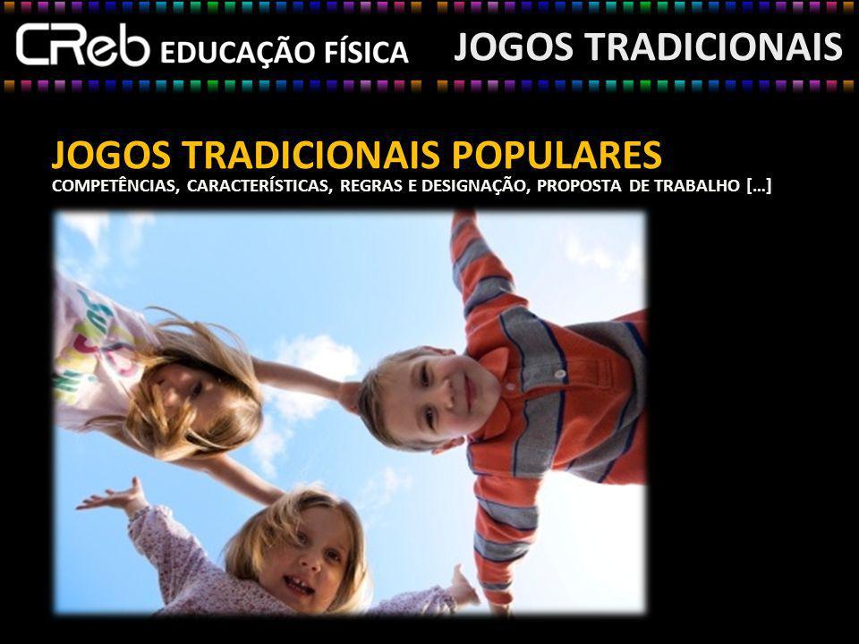 BIBLIOGRAFIA Coimbra A.(2007). O papel dos Jogos Tradicionais como atividade lúdica educacional.