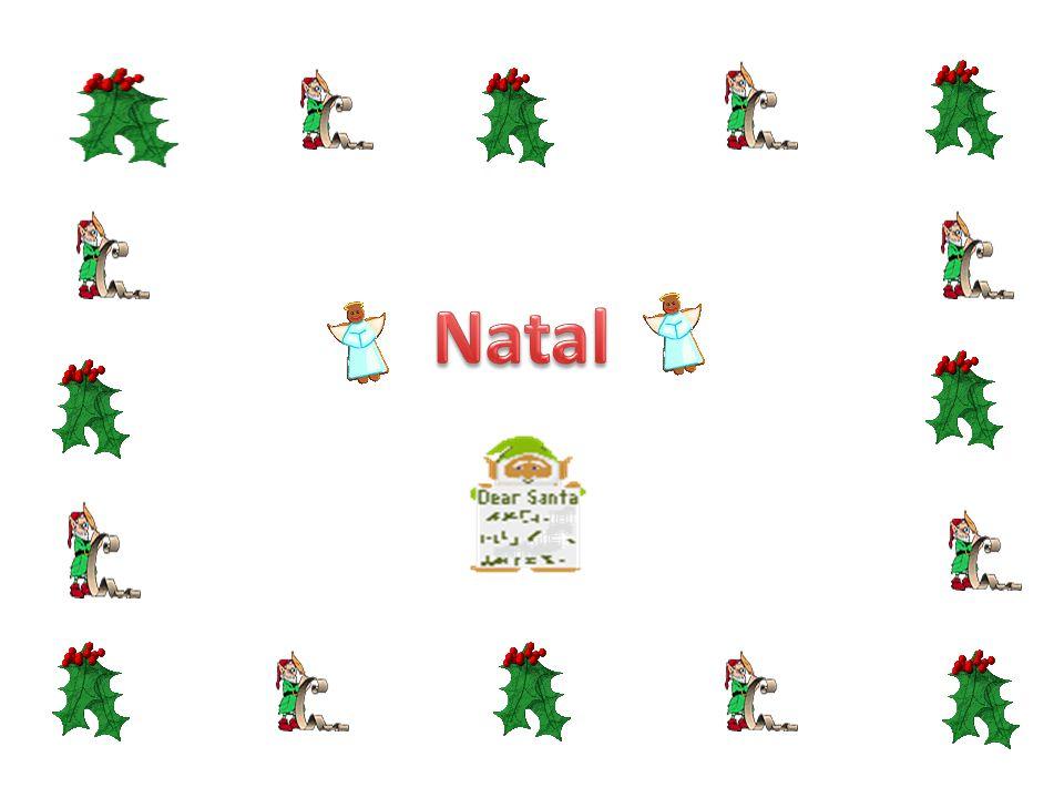 Eu quero desejar um santo e feliz Natal para todas as pessoas com saúde e paz.