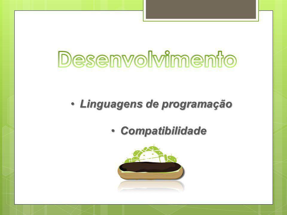 Linguagens de programaçãoLinguagens de programação CompatibilidadeCompatibilidade