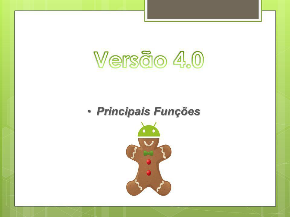Principais FunçõesPrincipais Funções