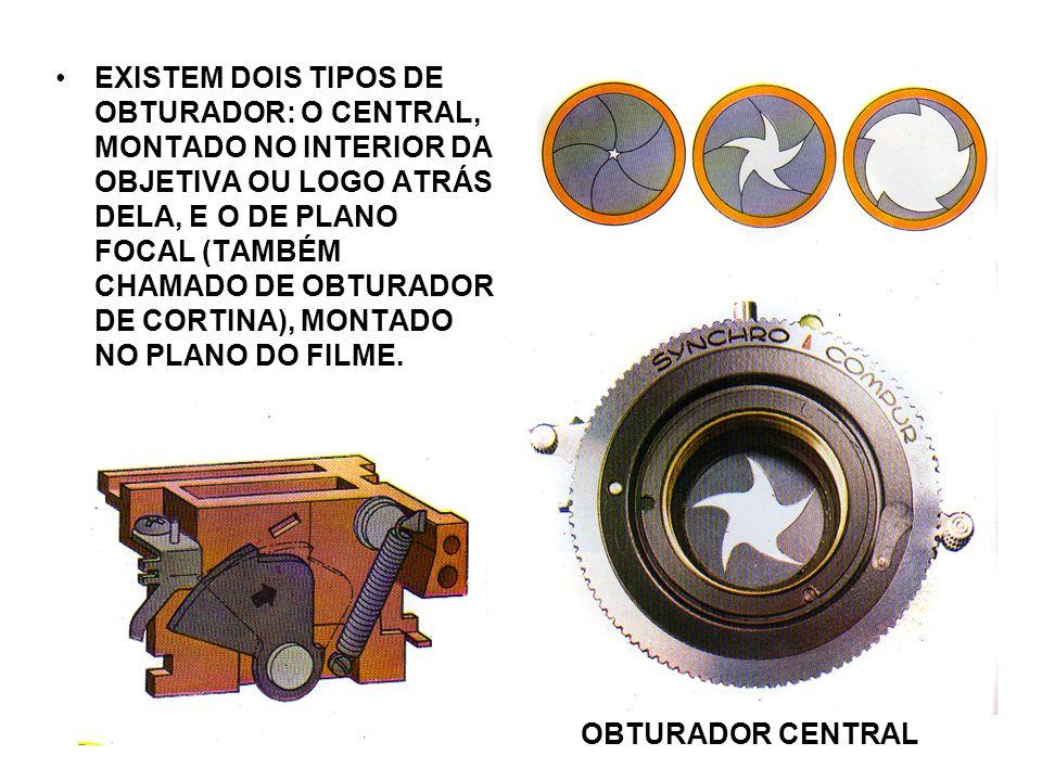 OBTURADOR DE PLANO FOCAL