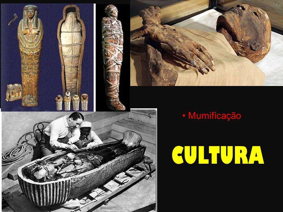 Mumificação CULTURA