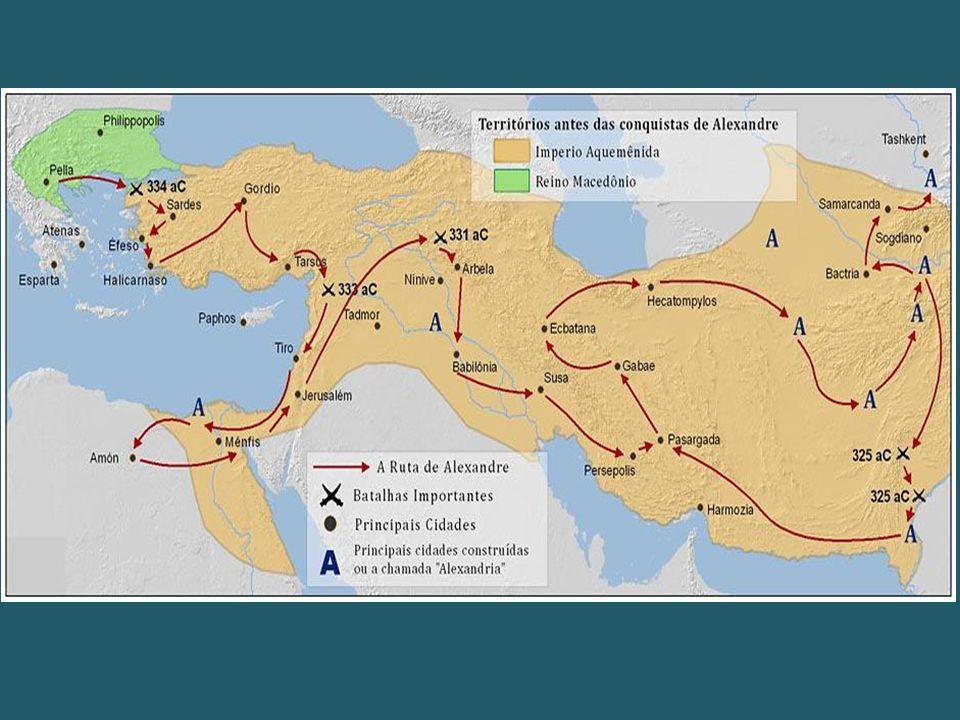 HELENISMO Cultura helenística Discípulo de Aristóteles Cultura grega Fusão cultural grega + outras Língua oficial grego Alexandria Filosofia Ciências