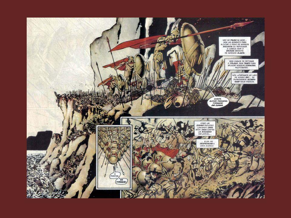 Batalha de Salamina e Platéia fim dos Persas GUERRAS MÉDICAS