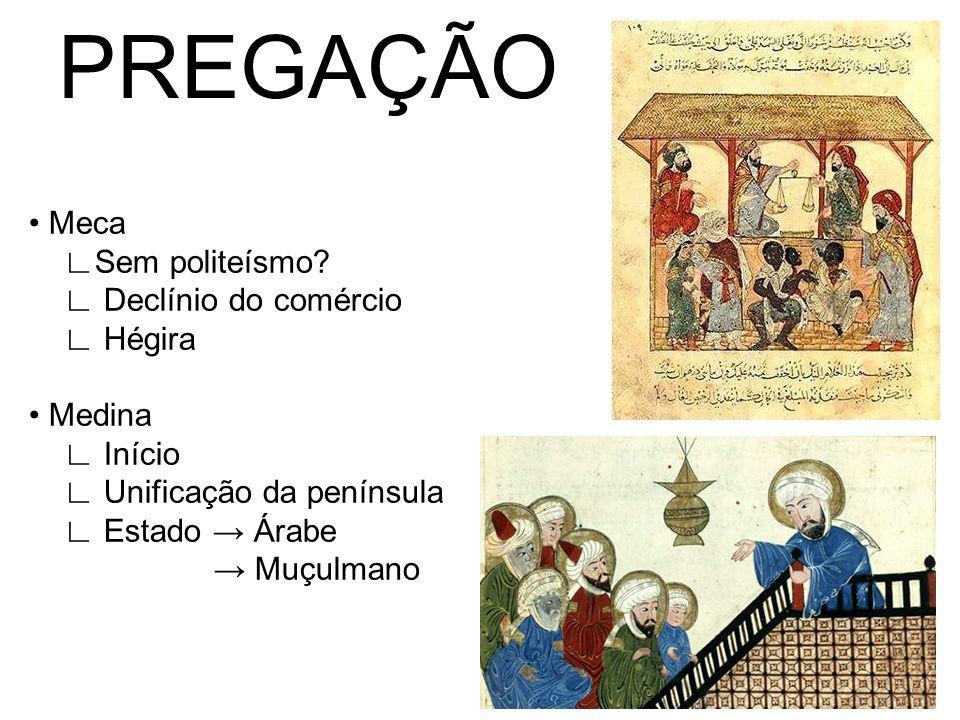 PREGAÇÃO Meca Sem politeísmo.
